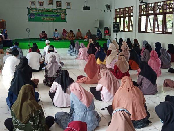 Pembukaan Acara SALAMAN ( Semarak Lomba di Bulan Ramadhan )