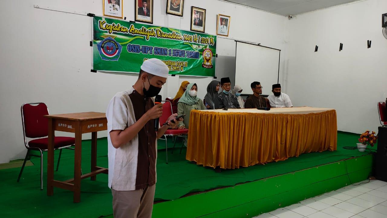 Penutupan Amaliah Ramadhan 1442 H yang di Rangkaikan dengan Buka Puasa Bersama